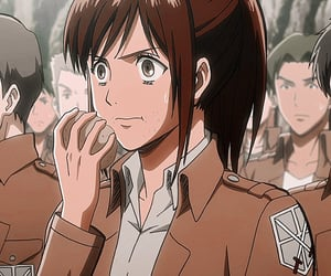 sasha braus and attack on titan image