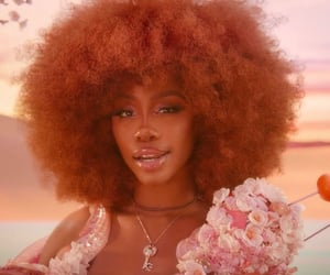 hair and sza image