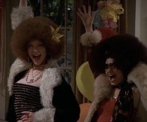 disco, fashion, and Mila Kunis image