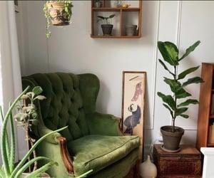 armchair, interior, and decor image