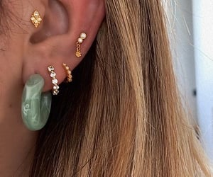 accessories, jewelry, and earings image