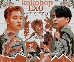 exo, we are one, and kokobop image