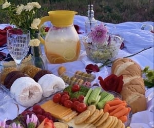 food and picnic image