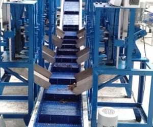 cashew machinery, electric tray dryer, and cashew cutter image