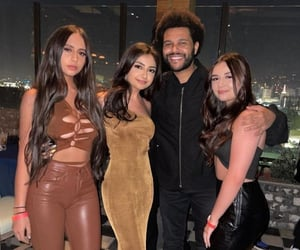 abel, instagram, and weeknd image