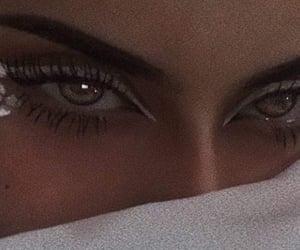 angel, eyes, and fashion image