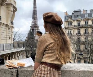 architecture, eiffel tower, and fashion image