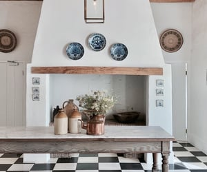 decor, dining table, and home image