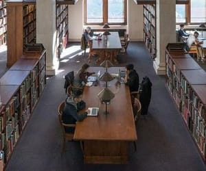 book, harvard, and library image