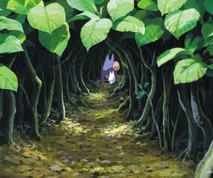 anime, ghibli, and nature image
