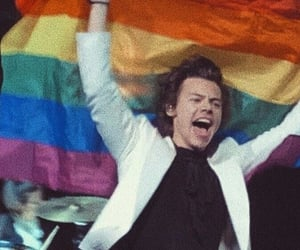 lgbt, harry, and one direction image