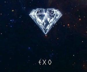 exo, korean, and wallpaper image