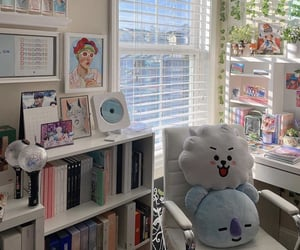 aesthetic, decor, and room image