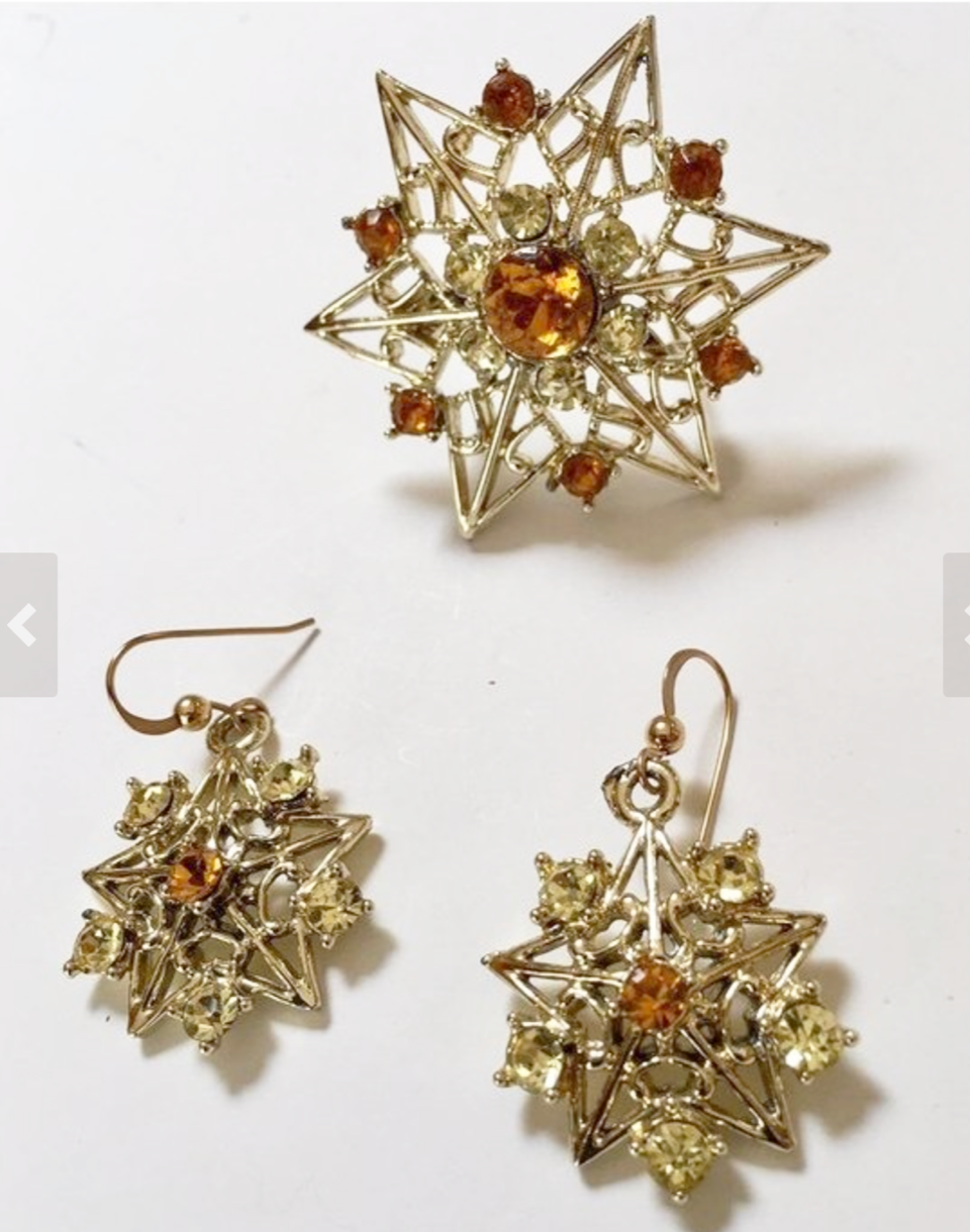 vintagestyle, vintage jewelry sets, and 21vintagestreet image