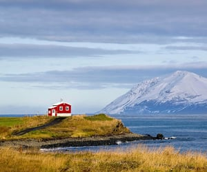 house, home, and iceland image
