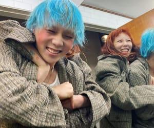hyuna, dawn, and kim hyuna image