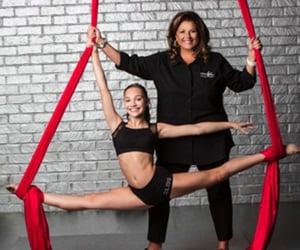 dance moms and maddie ziegler image