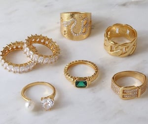 accessories, diamond, and girl image
