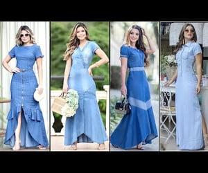 de, jeans, and moda image