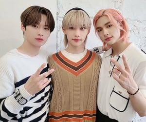 skz, hyunjin, and stray kids image
