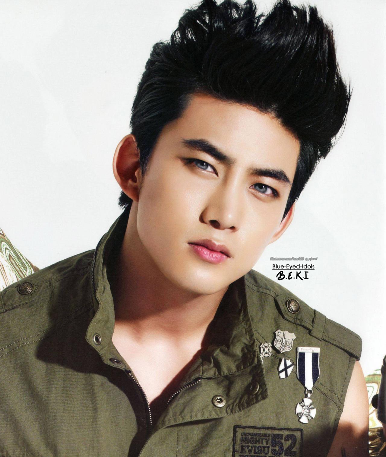Classy Korean Mens Hairstyles 2014 Programs