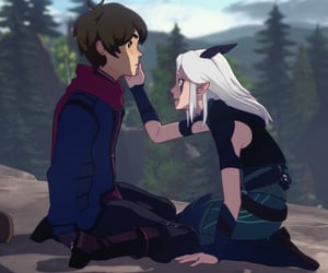 boy, elf, and series image