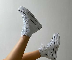 converse, shoes, and sneakers image