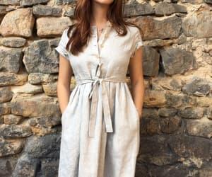 dresses, fashion, and boho dress image