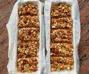 almond, food, and snack image