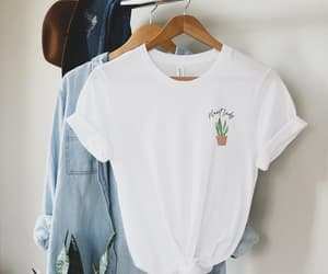 etsy, gardening, and graphic t-shirt image