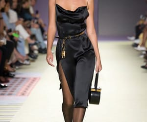 Versace, fashion, and model image