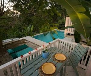 Caribbean, pool, and tobago image