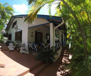 Caribbean, tobago, and house image