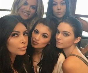 model, kardashian, and kendalljenner image