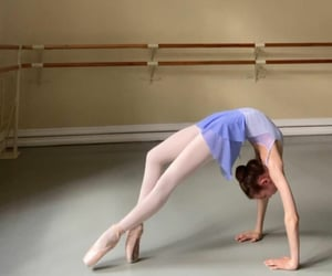 ballet, classic, and stretching image