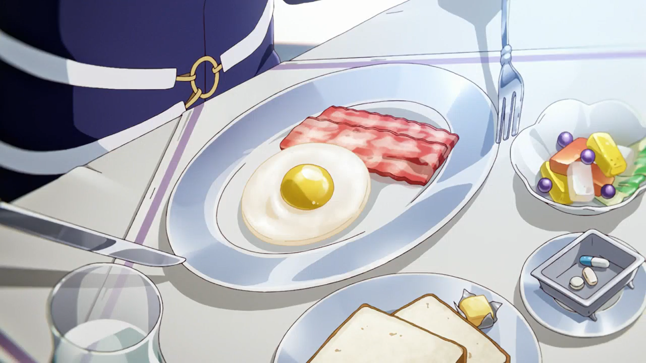 anime, eighty six, and anime food image