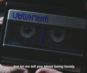 article, lonely, and song image