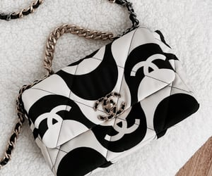 bag, accessories, and chanel image