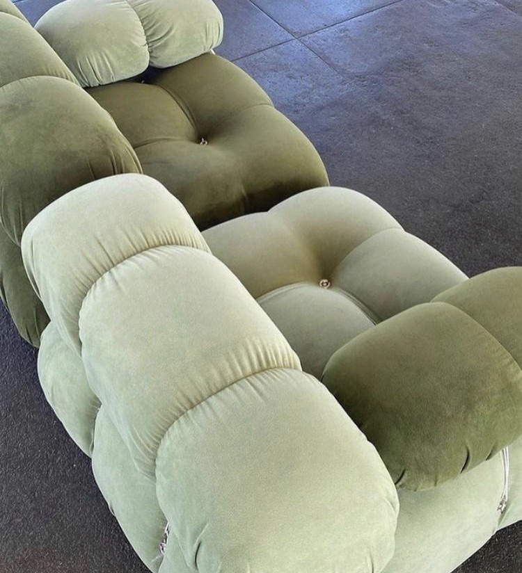 green, furniture, and inspiration image