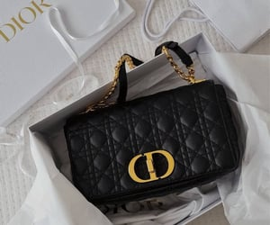 bag, classy, and dior image