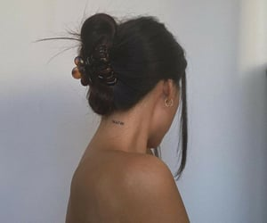 accessories, earings, and woman image