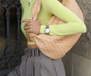 bottega veneta, outfit, and blogger image