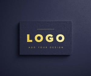 branding, business, and clean image