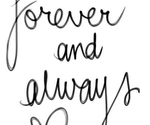always, quotes, and forever image