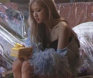 blonde girls, blonde hair, and k-pop image