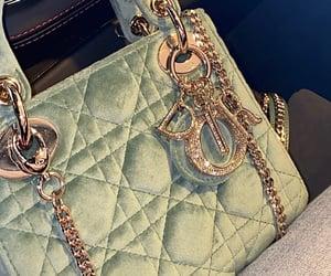 Christian Dior, diamond, and velvet image