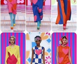belleza, colores, and street style image