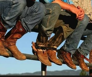country, western, and cowboy image