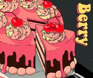 berry, sunwoo, and cake image