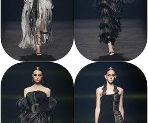 desfile, pasarela, and moda image